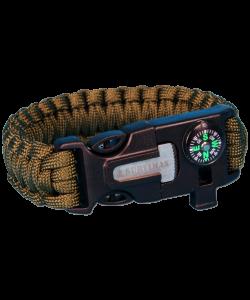 bracelet paracorde survimax