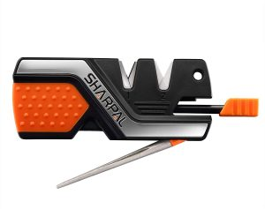 aiguiseur à couteau compact