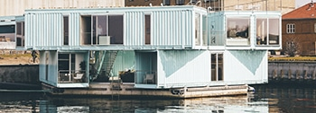 container comme maison